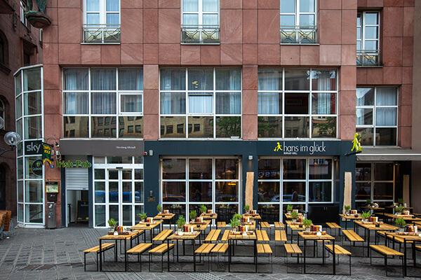 ibis Hotel Nuernberg Altstadt